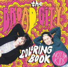 The Broad City Colouring Book, Paperback Book