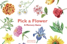 Pick a Flower : A Memory Game, Cards Book