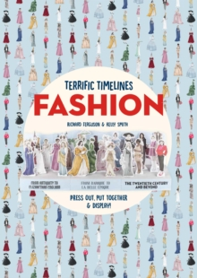Terrific Timelines: Fashion:Press out, put together and display!, Paperback / softback Book