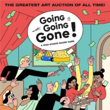 Going, Going, Gone! : A High-Stakes Board Game, Game Book
