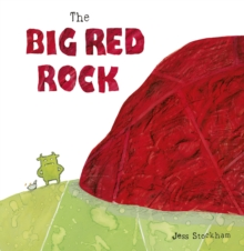 The Big Red Rock, Paperback Book