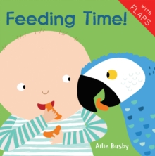 Feeding Time!, Board book Book