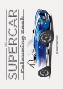 The Supercar Colouring Book, Paperback Book