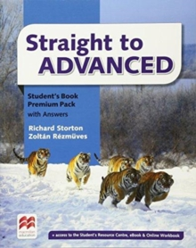 Straight to Advanced Student's Book with Answers Premium Pack, Mixed media product Book