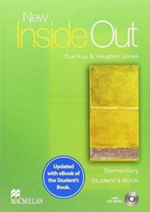 New Inside Out Elementary + eBook Student's Pack, Mixed media product Book
