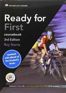 Ready for First 3rd Edition - key + eBook Student's Pack, Mixed media product Book
