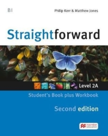 Straightforward split edition Level 2 Student's Book Pack A, Mixed media product Book