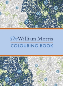 The William Morris Colouring Book, Paperback Book