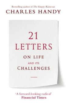 21 Letters on Life and Its Challenges, Hardback Book