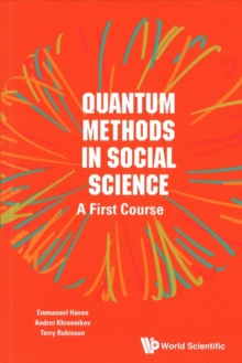 Quantum Methods In Social Science: A First Course, Paperback Book