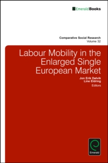 Labour Mobility in the Enlarged Single European Market, Hardback Book