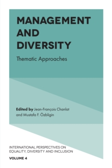 Management and Diversity : Thematic Approaches, Hardback Book