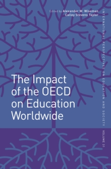 The Impact of the OECD on Education Worldwide, Hardback Book