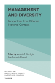 Management and Diversity : Perspectives from Different National Contexts, Hardback Book