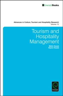 Tourism and Hospitality Management, Hardback Book