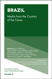 Brazil : Media from the Country of the Future, Hardback Book