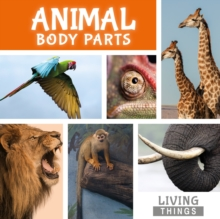 Animal Body Parts, Hardback Book