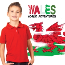 Wales, Paperback / softback Book