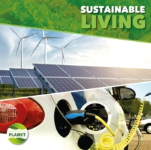 Sustainable Living, Hardback Book