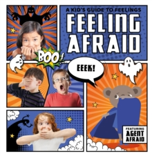 Feeling Afraid, Hardback Book