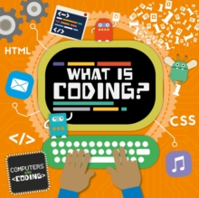What is Coding?, Hardback Book
