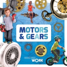 Motors & Gears, Hardback Book