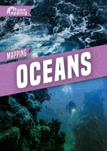 Mapping Oceans, Hardback Book