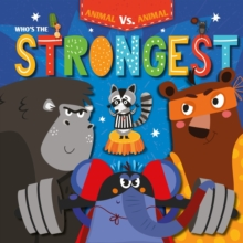 Who's the Strongest?, Hardback Book