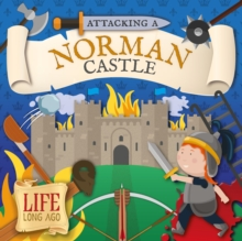 Attacking a Norman Castle, Hardback Book
