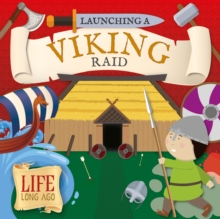 Launching a Viking Raid, Hardback Book