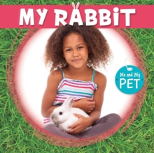 My Rabbit, Hardback Book