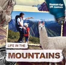 Life in the Mountains, Hardback Book