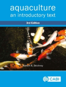 Aquaculture : An Introductory Text, Paperback / softback Book