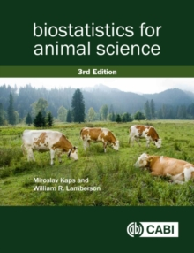 Biostatistics for Animal Science, Paperback / softback Book