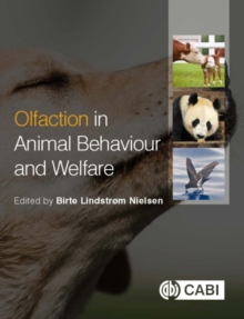 Olfaction in Animal Behaviour and Welfare, Paperback Book