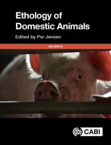 The Ethology of Domestic Ani : An Introductory Text, Paperback Book