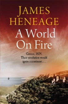 A World on Fire, Hardback Book