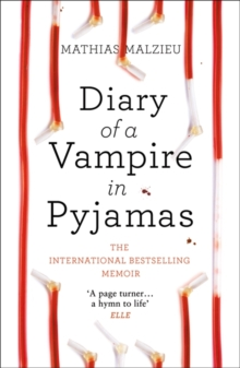 Diary of a Vampire in Pyjamas, Paperback Book
