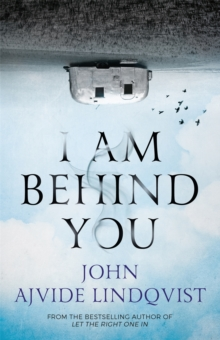 I Am Behind You, Hardback Book