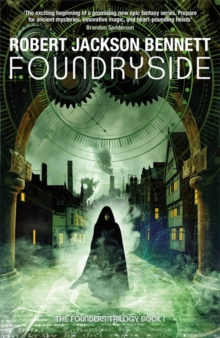Foundryside, Paperback Book