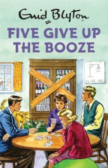 Five Give Up the Booze, CD-Audio Book