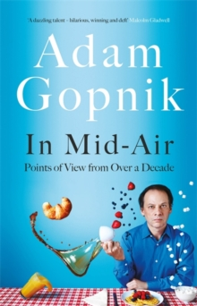 In Mid-Air : Points of View from over a Decade, Hardback Book