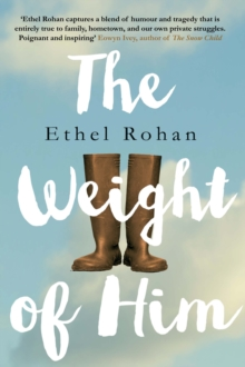 The Weight of Him, Paperback Book