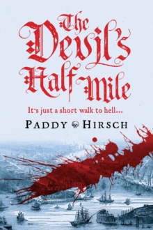 The Devil's Half Mile, Hardback Book