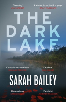 The Dark Lake, Paperback / softback Book