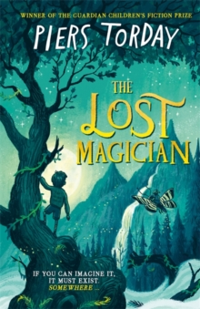 The Lost Magician, Hardback Book