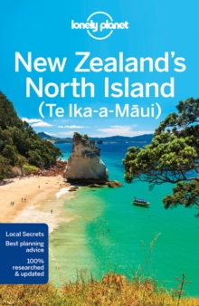 Lonely Planet New Zealand's North Island, Paperback Book