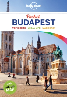 Lonely Planet Pocket Budapest, Paperback Book