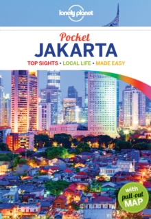 Lonely Planet Pocket Jakarta, Paperback Book