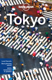 Lonely Planet Tokyo, Paperback / softback Book